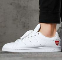 adidas STAN SMITH Unisex Street Style Sneakers