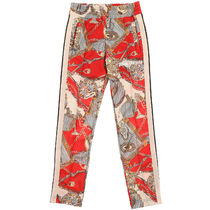 Palm Angels Printed Pants Unisex Street Style Other Animal Patterns Logo