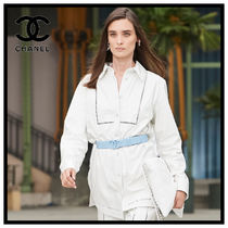 CHANEL Casual Style Plain Party Style Office Style Elegant Style