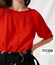 maje Casual Style Party Style Office Style Elegant Style