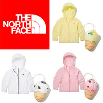 THE NORTH FACE WHITE LABEL Unisex Petit Street Style Kids Girl Outerwear