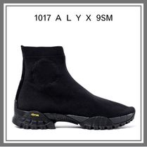 ALYX Unisex Street Style Plain Leather Sneakers