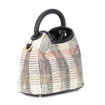 elleme Other Plaid Patterns Casual Style 2WAY Elegant Style Totes