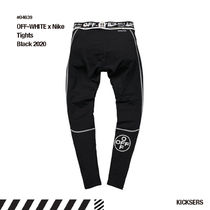 Off-White Unisex Street Style Collaboration Logo Pants