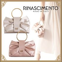 Rinascimento Plain Party Style Elegant Style Party Bags
