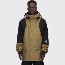 THE NORTH FACE 1990 MOUNTAIN JACKET GTX Unisex Nylon Blended Fabrics Street Style Collaboration
