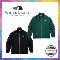 THE NORTH FACE WHITE LABEL Unisex Street Style Plain Eco Fur Shearling Logo