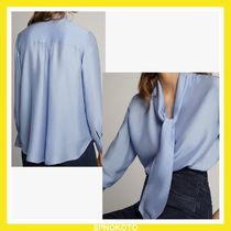 Massimo Dutti Icy Color Shirts & Blouses