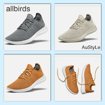 allbirds Runners Unisex Street Style Plain Sneakers