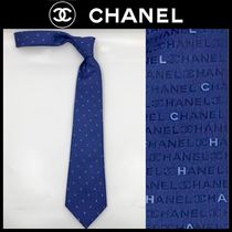 CHANEL Plain Home Party Ideas Ties
