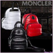 MONCLER Casual Style Nylon Backpacks