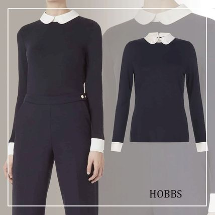 Long Sleeves Office Style Elegant Style Formal Style  Bridal