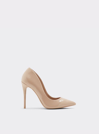 Plain Pin Heels Party Style Office Style Formal Style