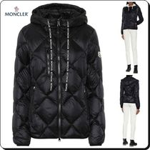 MONCLER Logo Down Jackets