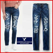 American Eagle Outfitters Casual Style Street Style Plain Pants