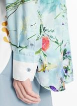 Louis Vuitton Shirts Silk Flower Patchwork Shirt 5