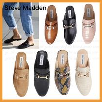 Steve Madden Casual Style Suede Plain Office Style Flats