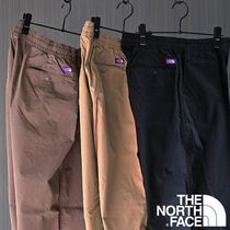 THE NORTH FACE Nylon Plain Cotton Cropped Pants