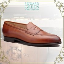 Edward Green Loafers Plain Leather U Tips Loafers & Slip-ons