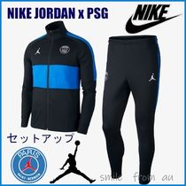 Nike AIR JORDAN Street Style Collaboration Two-Piece Sets