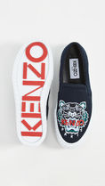 KENZO Rubber Sole Casual Style Unisex Street Style