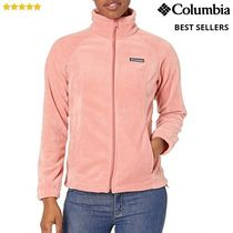 Columbia Casual Style Street Style Plain Medium Jackets
