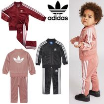 adidas SUPERSTAR Street Style Co-ord Baby Girl Tops