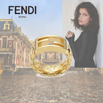 FENDI Casual Style Party Style Rings