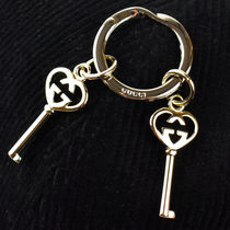 GUCCI Nylon Street Style Keychains & Bag Charms
