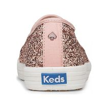 kate spade new york Rubber Sole Casual Style Elegant Style Glitter Slip-On Shoes