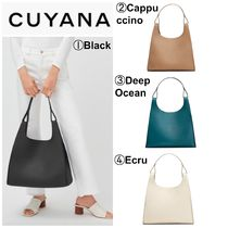 CUYANA Casual Style 2WAY Plain Totes