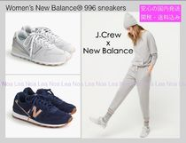 New Balance 996 Casual Style Collaboration Logo Low-Top Sneakers