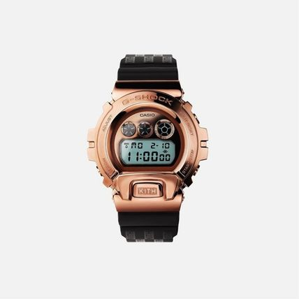KITH NYC Unisex Street Style Collaboration Digital Watches