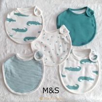 Marks&Spencer Unisex Baby Girl Bibs & Burp Cloths