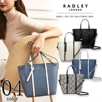 RADLEY 2WAY Plain Other Animal Patterns Leather Office Style Python