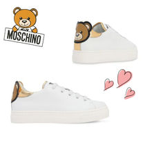 Moschino Unisex Low-Top Sneakers