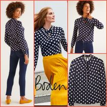 Boden Long Sleeves Shirts & Blouses