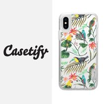 casetify Tropical Patterns Smart Phone Cases