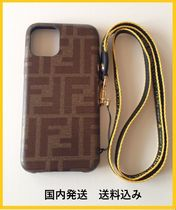 FENDI Unisex Handmade Smart Phone Cases