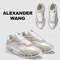 Alexander Wang Rubber Sole Casual Style Street Style Plain Low-Top Sneakers