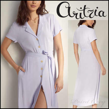 [Aritzia / Wilfred] Shirt Dress