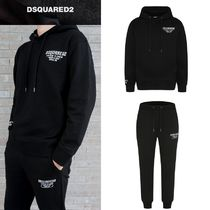 D SQUARED2 Street Style Sweats Two-Piece Sets