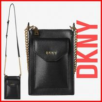 DKNY Casual Style Street Style Shoulder Bags
