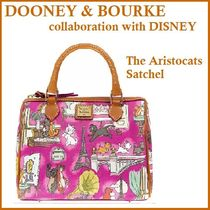 Dooney & Bourke Casual Style Collaboration 2WAY Satchels