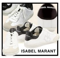 Isabel Marant Casual Style Street Style Low-Top Sneakers