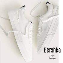 Bershka Plain Sneakers