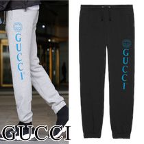 GUCCI Plain Logo Pants