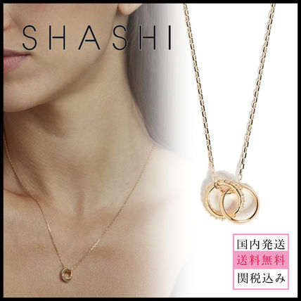 Casual Style Street Style Chain Party Style 18K Gold