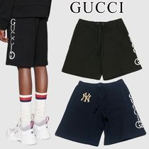 GUCCI Plain Shorts