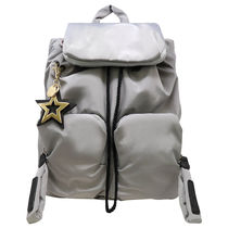See by Chloe A4 Plain Office Style Backpacks